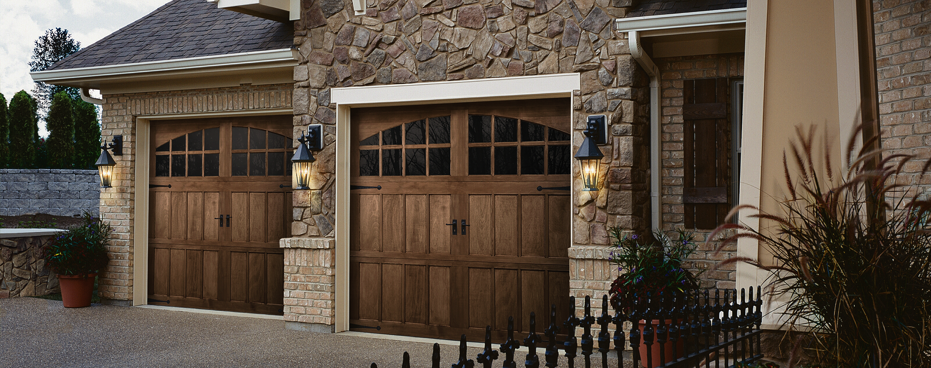 Sale new garage door in lilburn ga a team garage door for 2 door garage door